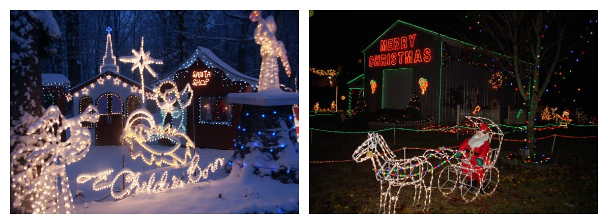 Final Year for the Pilot Mountain Christmas Display - Winter Acre