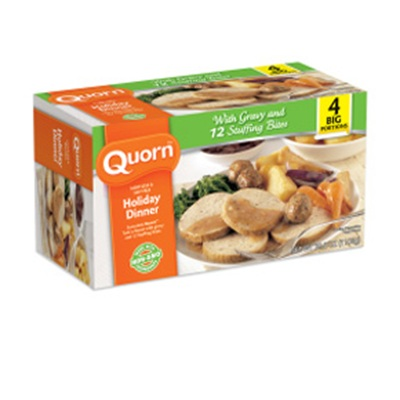 quorn holiday dinner