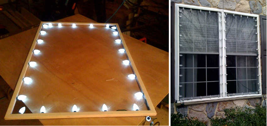 Quick Tip: Put Up Your Outdoor Christmas Lights Quickly